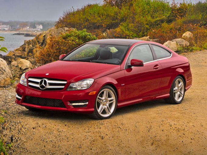 2015 mercedes benz c250 styles features highlights - Mercedes benz c250 coupe 2014 ...