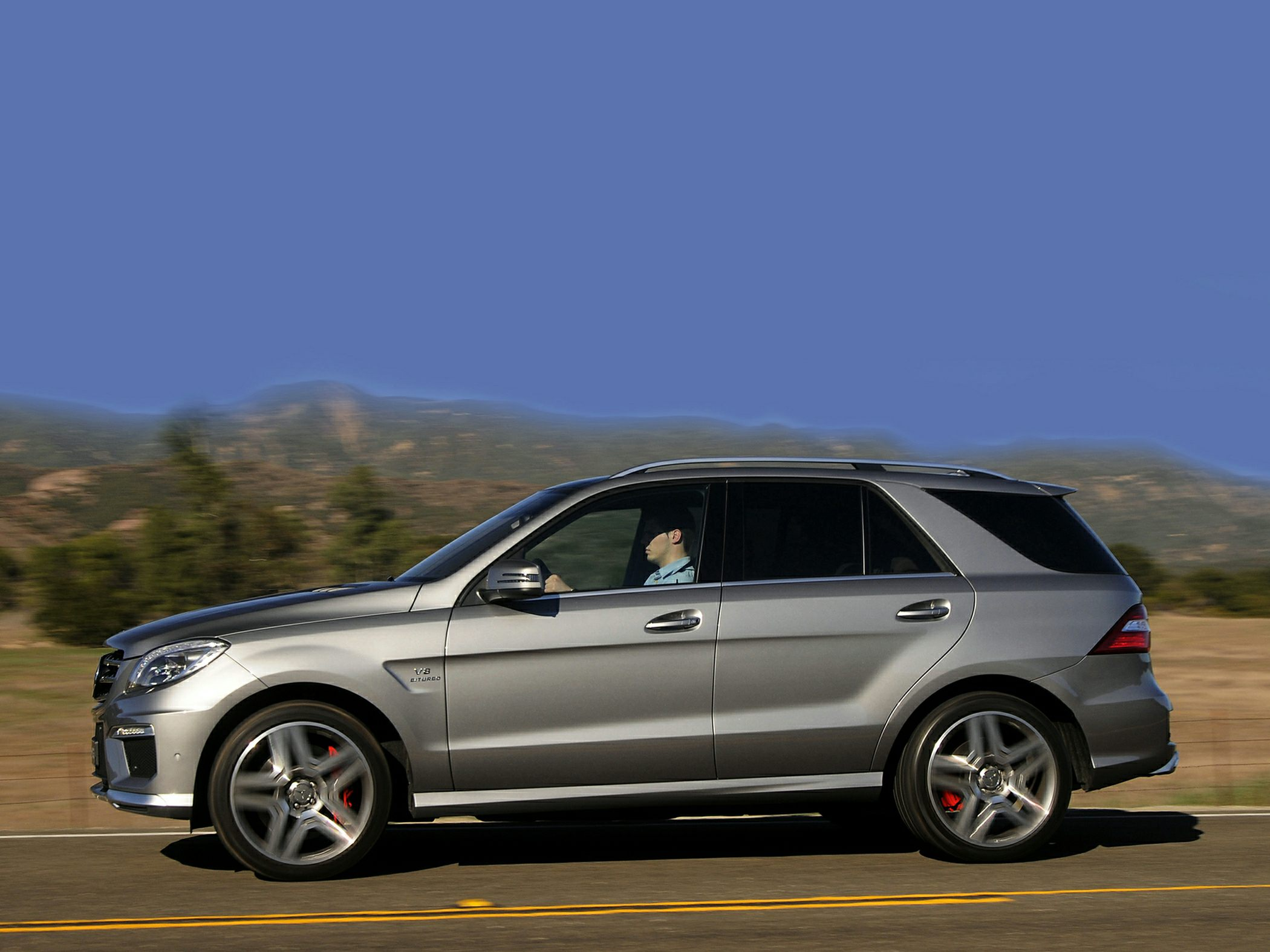 2014 mercedes-benz ml63 amg