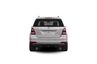 Surround Rear Profile 2012 Mercedes-Benz GL550