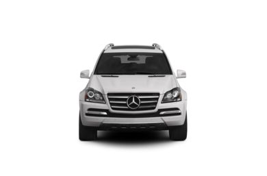 Surround Front Profile  2012 Mercedes-Benz GL550