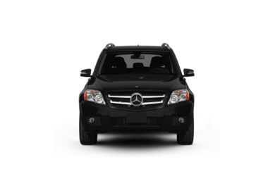 Surround Front Profile  2012 Mercedes-Benz GLK350