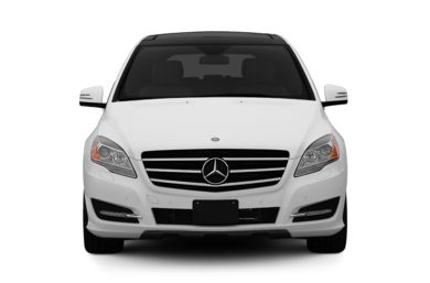 Grille  2012 Mercedes-Benz R350 BlueTEC