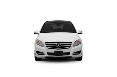 Surround Front Profile  2012 Mercedes-Benz R350 BlueTEC