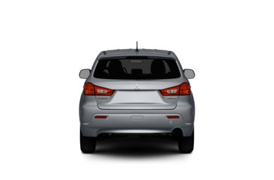Surround Rear Profile 2012 Mitsubishi Outlander Sport