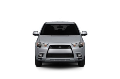Surround Front Profile  2012 Mitsubishi Outlander Sport