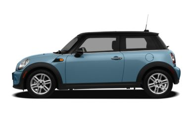 90 Degree Profile 2012 MINI Hardtop