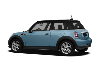 Surround 3/4 Rear - Drivers Side  2012 MINI Hardtop