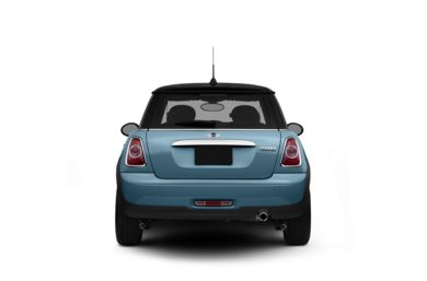 Surround Rear Profile 2012 MINI Hardtop