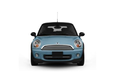 Surround Front Profile  2012 MINI Hardtop