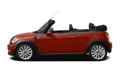90 Degree Profile 2012 MINI Convertible