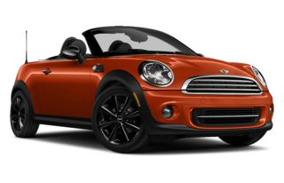 3/4 Front Glamour 2013 MINI Roadster