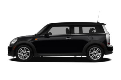 90 Degree Profile 2012 MINI Clubman