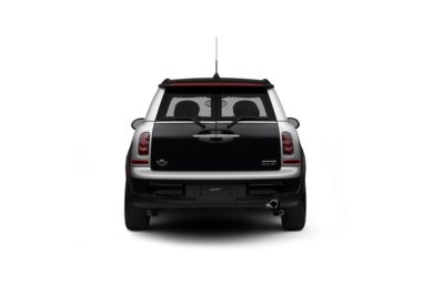 Surround Rear Profile 2012 MINI Clubman