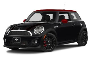 3/4 Front Glamour 2012 MINI Hardtop