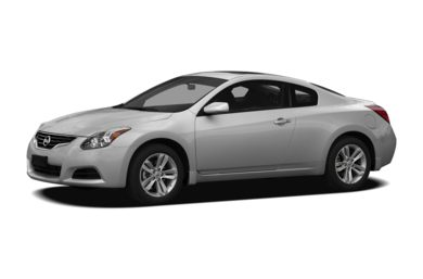 3/4 Front Glamour 2012 Nissan Altima