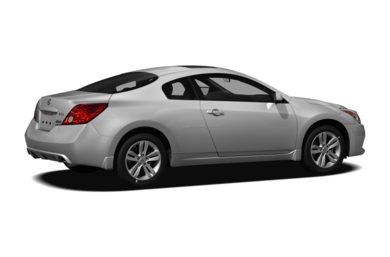 3/4 Rear Glamour  2012 Nissan Altima