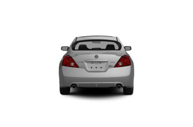 Surround Rear Profile 2012 Nissan Altima
