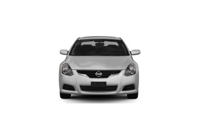 Surround Front Profile  2012 Nissan Altima