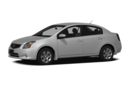 3/4 Front Glamour 2012 Nissan Sentra
