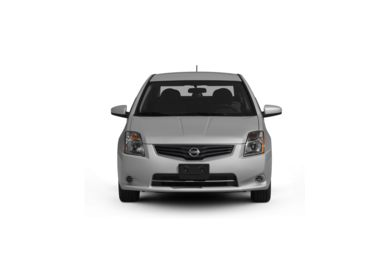 Surround Front Profile  2012 Nissan Sentra