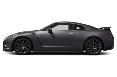 90 Degree Profile 2012 Nissan GT-R