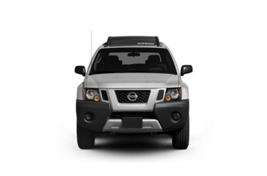 Surround Front Profile  2012 Nissan Xterra