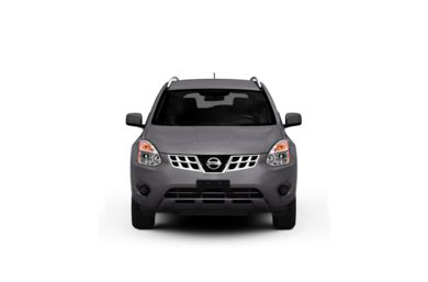 Surround Front Profile  2012 Nissan Rogue