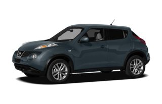 3/4 Front Glamour 2012 Nissan Juke