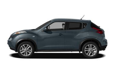 90 Degree Profile 2012 Nissan Juke