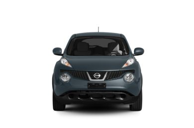 Surround Front Profile  2012 Nissan Juke