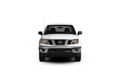 Surround Front Profile  2012 Nissan Frontier