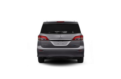 Surround Rear Profile 2012 Nissan Quest