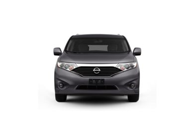 Surround Front Profile  2012 Nissan Quest