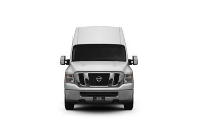 Surround Front Profile  2012 Nissan NV Cargo NV3500 HD