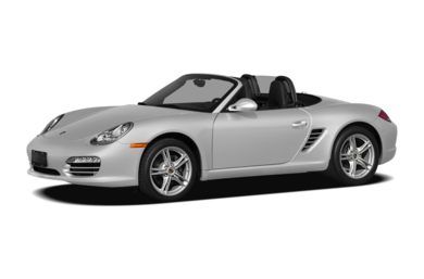 3/4 Front Glamour 2012 Porsche Boxster