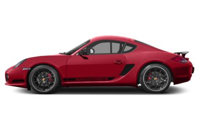 90 Degree Profile 2012 Porsche Cayman