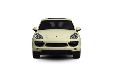 Surround Front Profile  2012 Porsche Cayenne