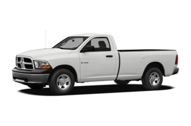 3/4 Front Glamour 2012 RAM 1500