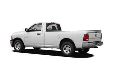 Surround 3/4 Rear - Drivers Side  2012 RAM 1500