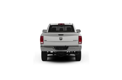 Surround Rear Profile 2012 RAM 3500