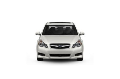Surround Front Profile  2012 Subaru Legacy
