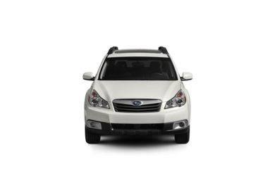 Surround Front Profile  2012 Subaru Outback