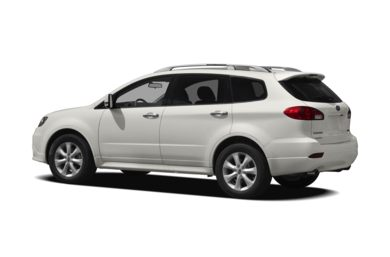 Surround 3/4 Rear - Drivers Side  2012 Subaru Tribeca