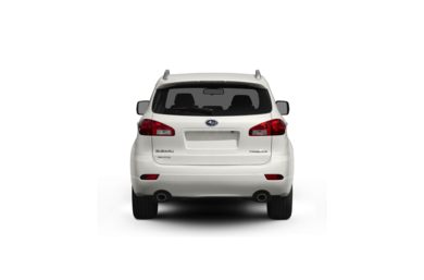 Surround Rear Profile 2012 Subaru Tribeca