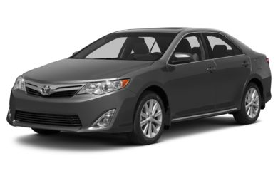 3/4 Front Glamour 2012 Toyota Camry