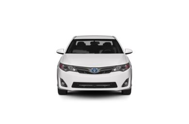 Surround Front Profile  2012 Toyota Camry Hybrid