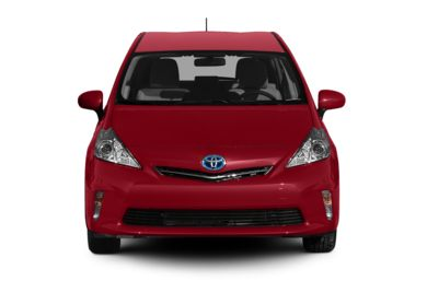 Grille  2012 Toyota Prius v