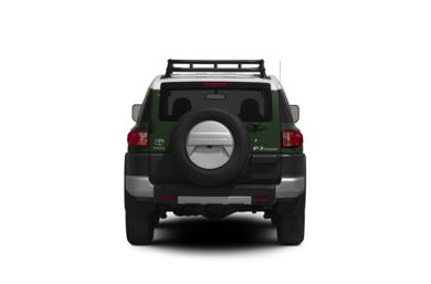 Surround Rear Profile 2012 Toyota FJ Cruiser