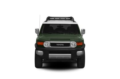 Surround Front Profile  2012 Toyota FJ Cruiser