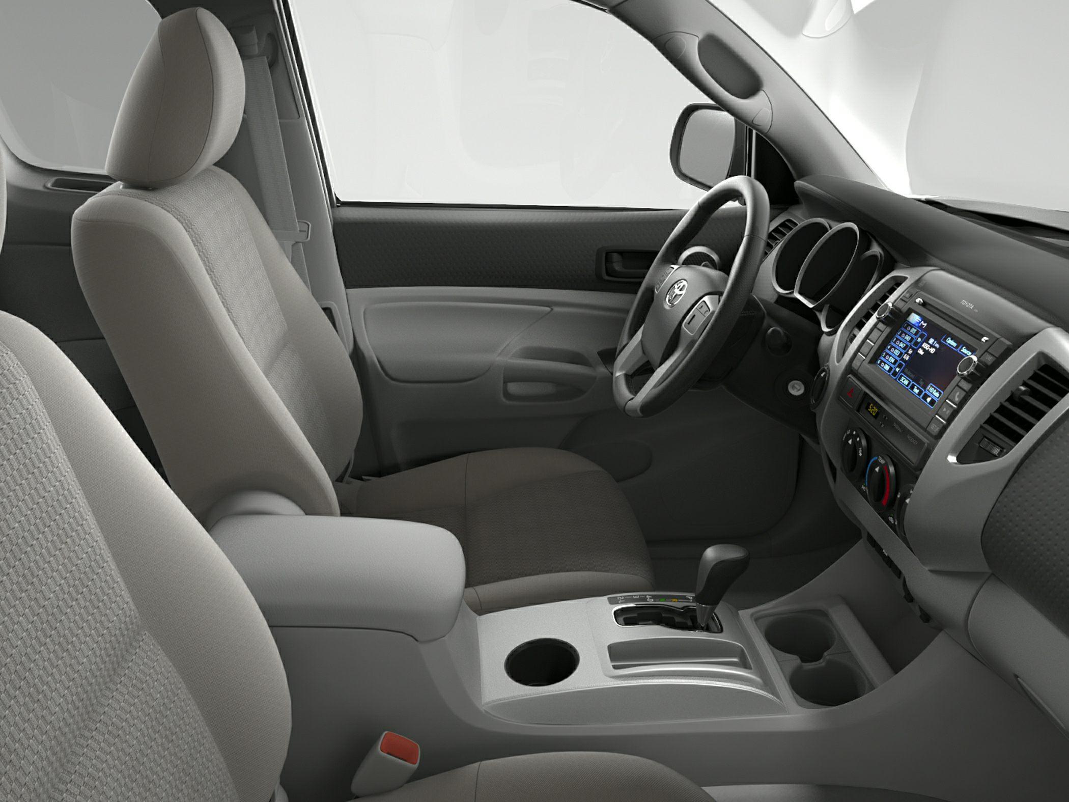 215 Toyota Tacoma Interior